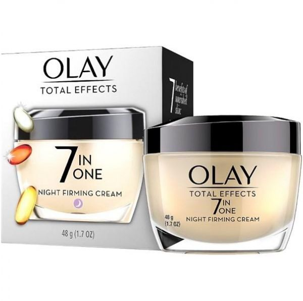 Kem dưỡng da ban đêm Olay Total Effect Night Cream 7 in 1