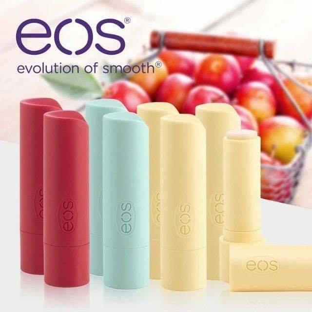 Set Son dưỡng môi EOS ORGANIC Của Mỹ